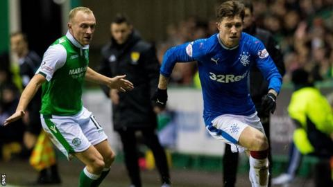 Cardiff City lining up move for Glasgow Rangers star