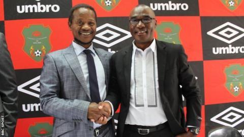Ernest Mtawali appointed as Malawi head coach