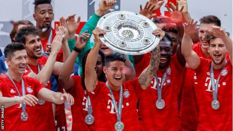 Bayern confirm James Rodriguez return to Real Madrid after
