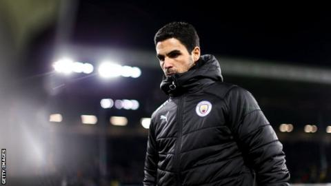 New Arsenal boss Arteta demands accountability from players