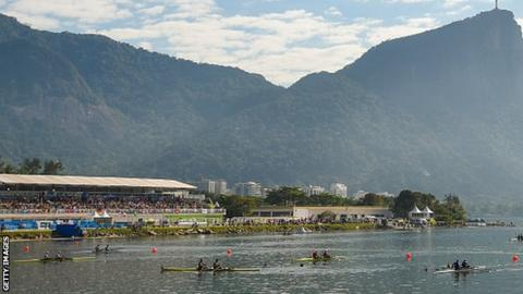 The world junior championships in Rio