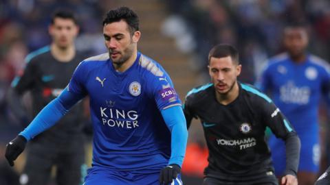 Leicester City's Iborra