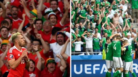Wales v Northern Ireland