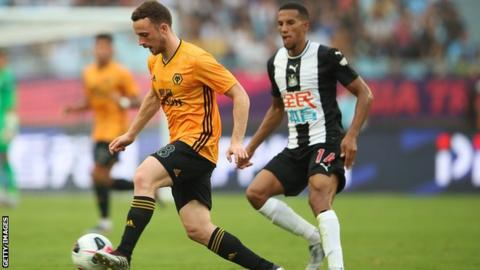 Asia Cup: Wolves thrash Newcastle on day of Steve Bruce's appointment