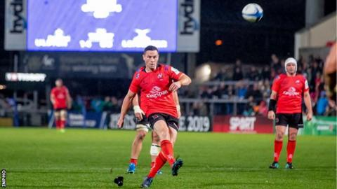 Ulster Rugby: Cooney and Curtis in fitness race for Racing 92 trip