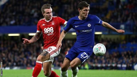 Christensen signs new long-term Chelsea contract