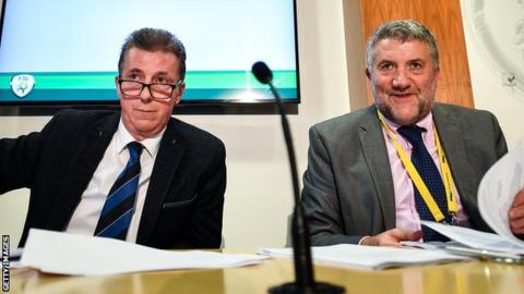 John Earley: Schoolboys Association chairman steps down from FAI board