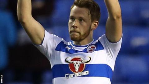 Reading and Wales defender Chris Gunter