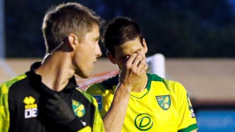 Image result for Norwich defender Timm Klose