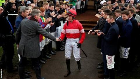 Fehily 'ready' to bow out from career in saddle
