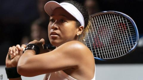 Osaka and Kvitova ease into quarter-finals at Stuttgart Open