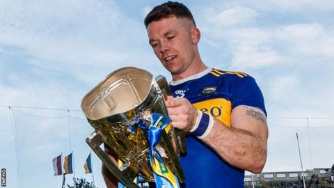 Tipperary's Padraic Maher has equalled a county record by winning a sixth All-Star