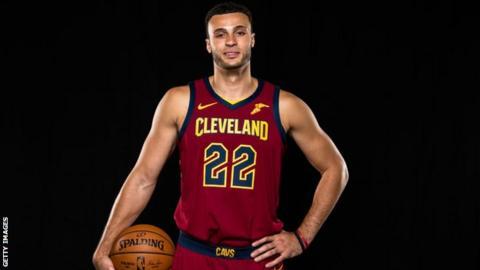 huge discount c2a61 b9df1 NBA: Cleveland Cavaliers' Larry Nance Jr previews new season ...