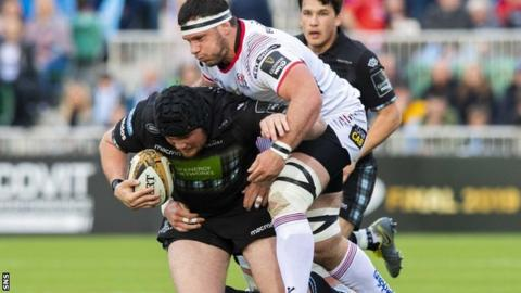 Fagerson spent five months out injured between September and February