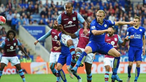 Ritchie De Laet's headed goal for Leicester against Villa at the King Power Stadium last season, their first after being two down in a 3-2 win, proved a season-turning moment for both teams