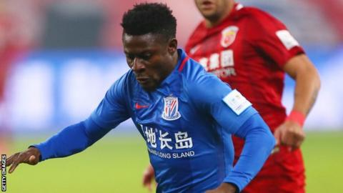 Obafemi Martins Fires Shanghai Shenhua to Chinese Cup Win