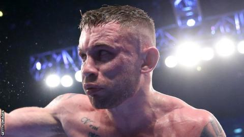 Carl Frampton will make his return 11 months after facing Josh Warrington in Manchester