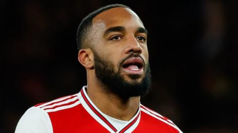 Arsenal taking Alexandre Lacazette report 'seriously'