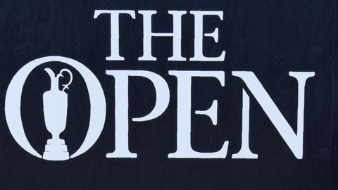 The Open sign