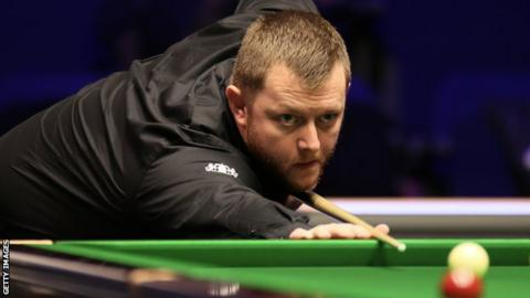 Scottish Open: 'Scheduling of my matches this week disgraceful' - Allen