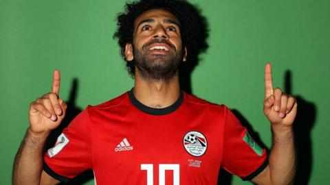 Mohamed Salah to start for Egypt in return from injury