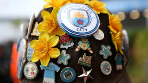 Manchester City hat