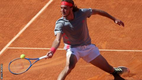 Stefanos Tsitsipas wins the Estoril Open title