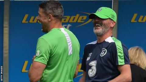 Roy Keane on his feud with Republic trio & 'Ratsapp'