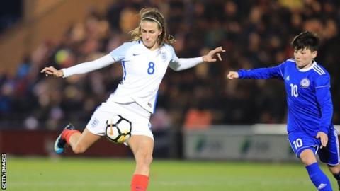 England score four in 12 minutes as they maintain perfect start to World Cup qualifying