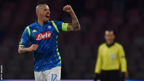 Napoli announce sale of Marek Hamsik to Dalian Yifang