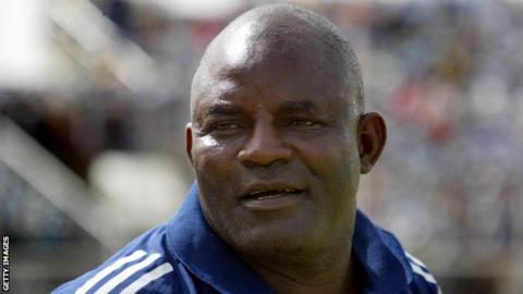 Former Nigeria coach and captain Christian Chukwu