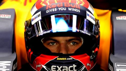 Image result for Formula 1: Max Verstappen's maturity is earning him millions