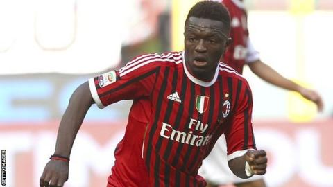 Sulley Muntari signs on for Deportivo La Coruna rescue mission
