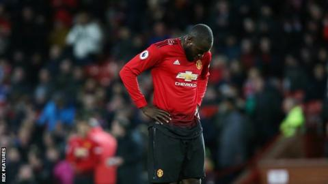 Romelu Lukaku returns to Manchester United training ahead of derby