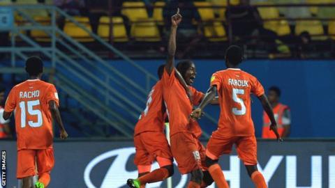 Niger celebrate