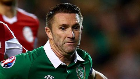 Robbie Keane has scored 67 goals for the Republic of Ireland