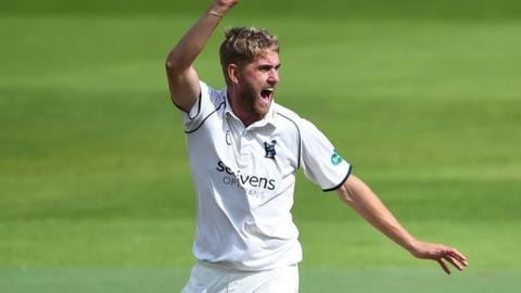 Warwickshire fast bowler Olly Stone has now taken three five-wicket hauls in six matches this season
