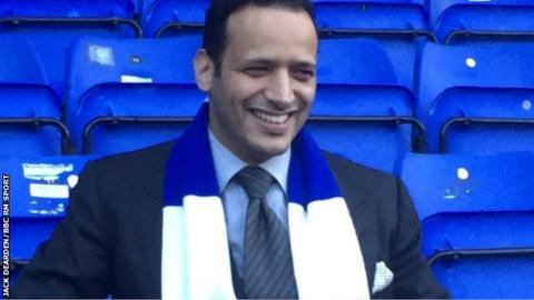 New Oldham owner Abdallah Lemsagam