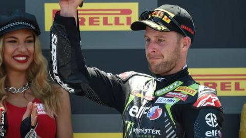 Jonathan Rea has stood on the top step of the podium 20 times this season