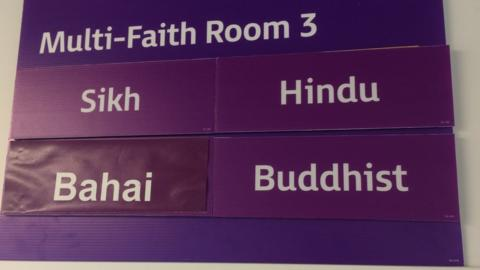 Multi-Faith room