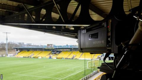 Scottish Premiership clubs can stream games & sell virtual tickets