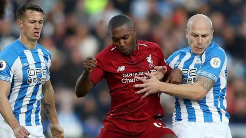 Sturridge and Mooy