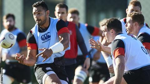 Te'o starts for England in Six Nations opener in Italy