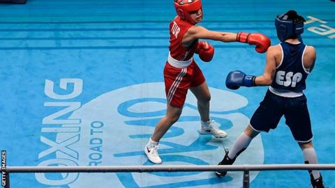 Coronavirus: Boxing Olympic qualifying event to be suspended from Monday night