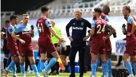 West Ham claim vital win over Watford, safety nearly assured