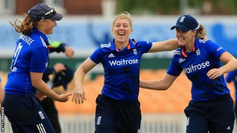 ICC Women's World Cup 2017: Hosts England face India in ...