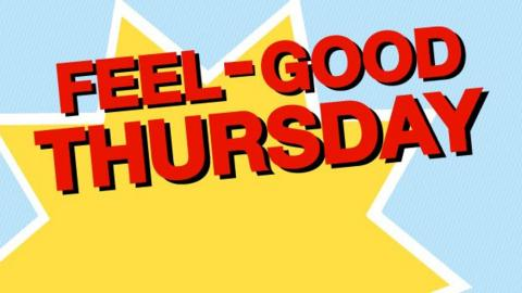 Feel-Good Thursday - an antidote to sport's woes