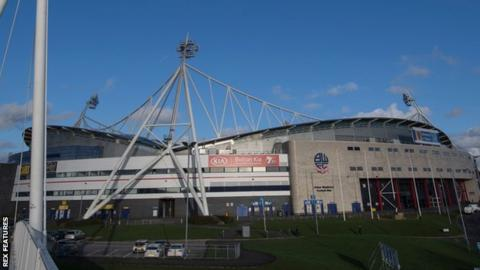 Bolton Wanderers began the season with a 12-point deduction after going into administration in May