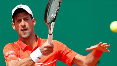 Rafael Nadal beaten by Fabio Fognini, Monte Carlo Masters video