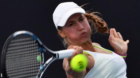 Australian Open 2018: Heather Watson beaten by Yulia ...